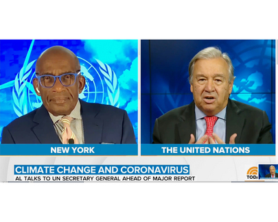 Secretary-General Interviewed on NBC Today Show
