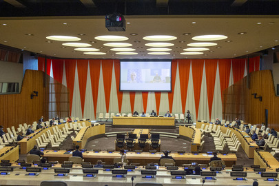 Security Council Meets on Situation in Yemen