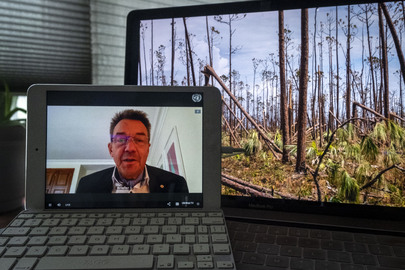 Security Council Members Hold Open Videoconference in Connection with Humanitarian Effects of Environmental Degradation and Peace and Security