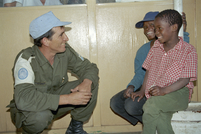 United Nations Operation in Mozambique (ONUMOZ)