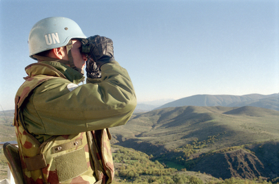 United Nations Preventive Deployment Force in the Former Yugoslav Republic of Macedonia