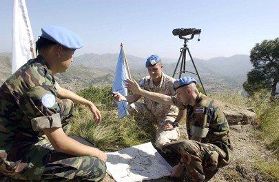 UN Peacekeepers Review Plans on India-Pakistan Line of Control