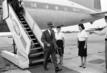UN Under-Secretary Ralph Bunche Arrives in Leopoldville 1.5703808