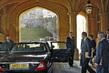 Secretary-General Leaves Windsor Castle 0.47593537