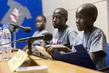 Children's Peace Day Debate on Radio Miraya 6.9409122