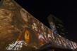 Massive Architectural Projections on UN Headquarters 11.898706