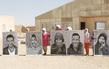 Scene at the Smara Refugee Camp near Tindouf, Algeria 5.0378647