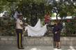 Peace Statue Unveiled in Haiti 4.046979