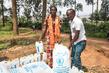 WFP Distributes Food to Ebola Survivors 7.4553623