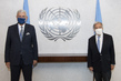Secretary-General Meets Incoming President of 75th General Assembly 2.8692863