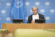 Secretary-General Briefs Press on Libyan Ceasefire Agreement