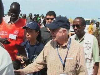 SUDAN  JUBA CARTER