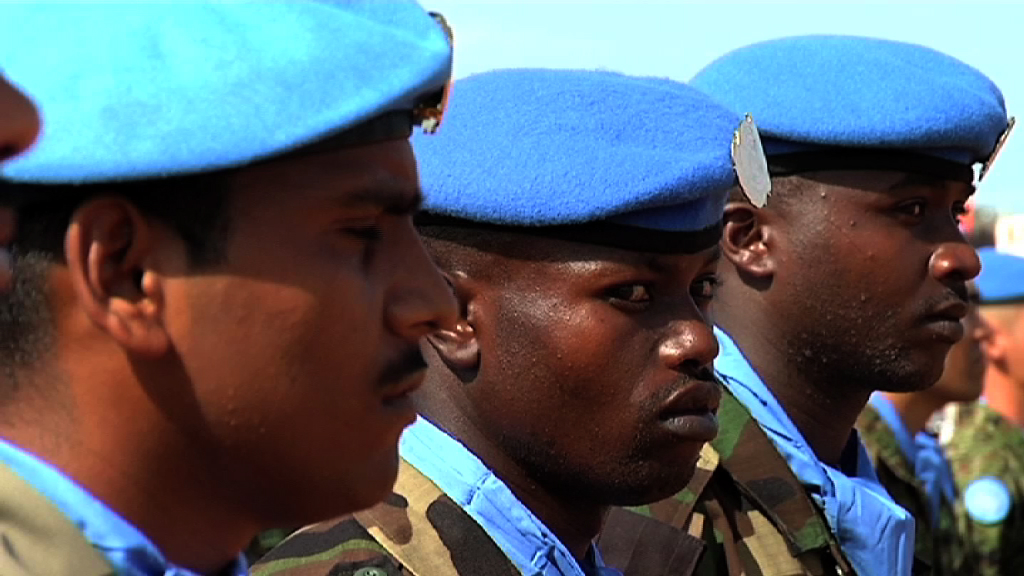 SOUTH SUDAN  PEACEKEEPING DAY