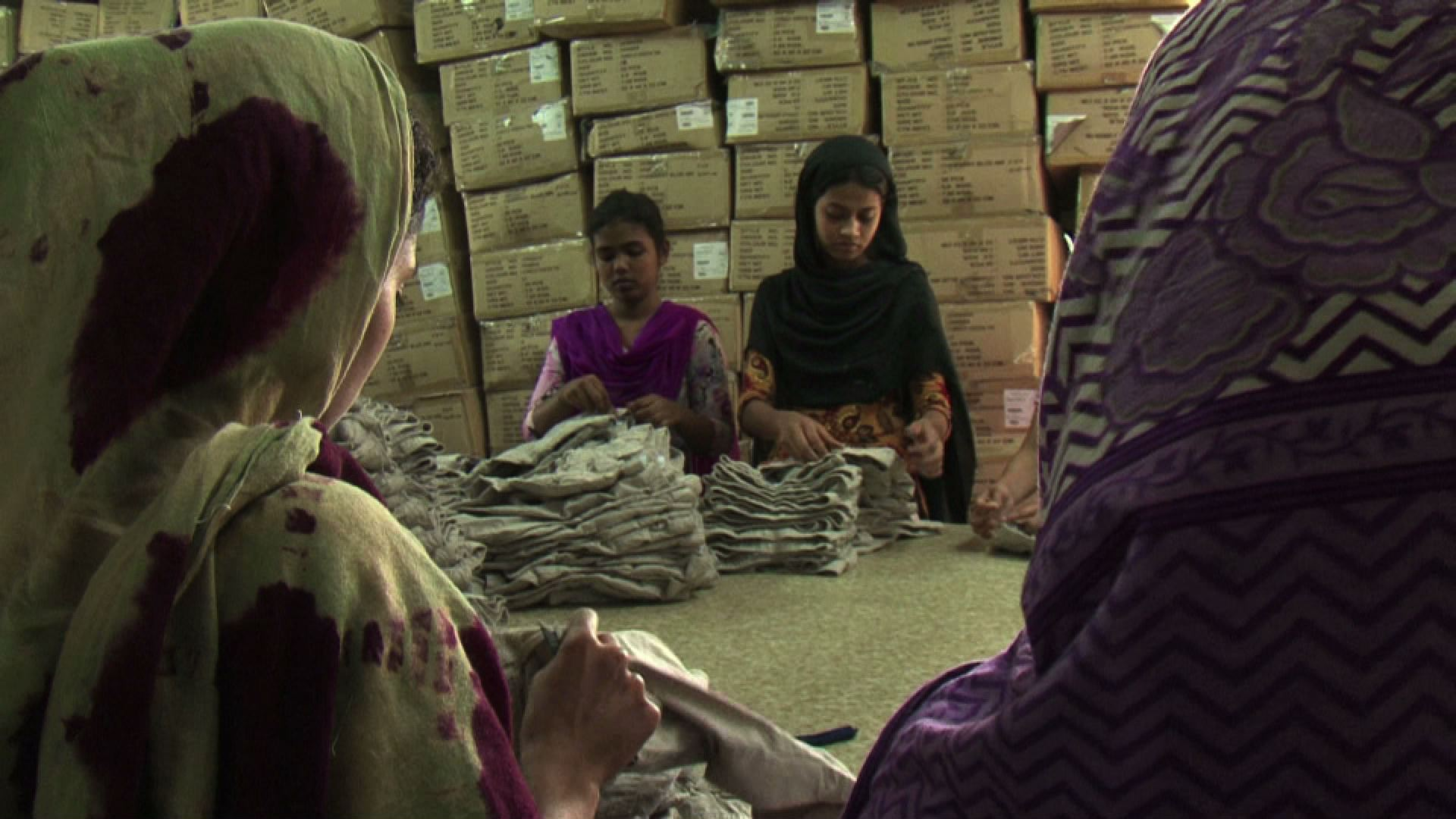 BANGLADESH  RANA PLAZA ANNIVERSARY