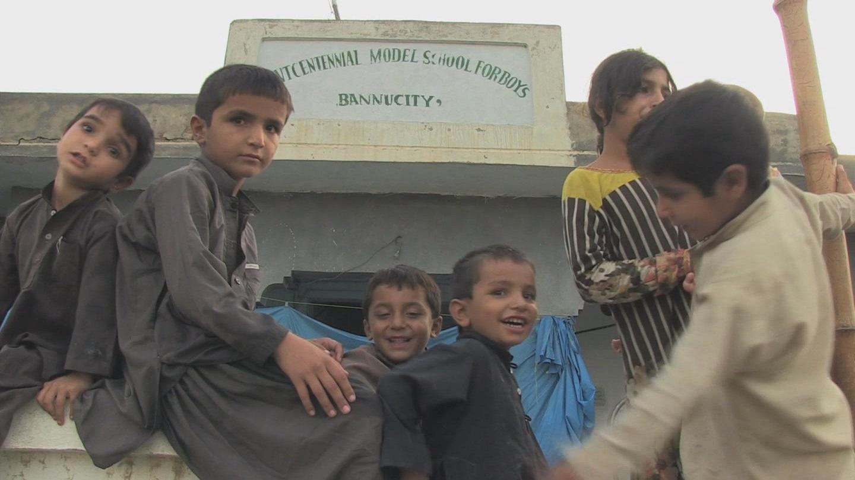 PAKISTAN  SCHOOL REFUGEE SHELTER