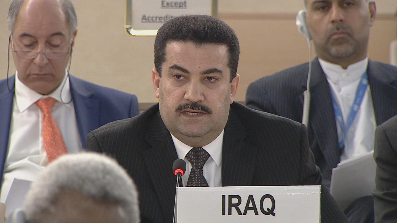 GENEVA  HRC IRAQ AL SUDANI
