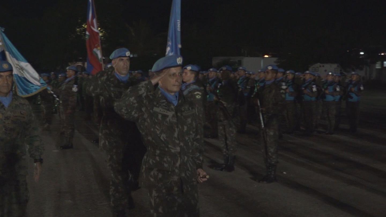 HAITI  FORCE COMMANDER