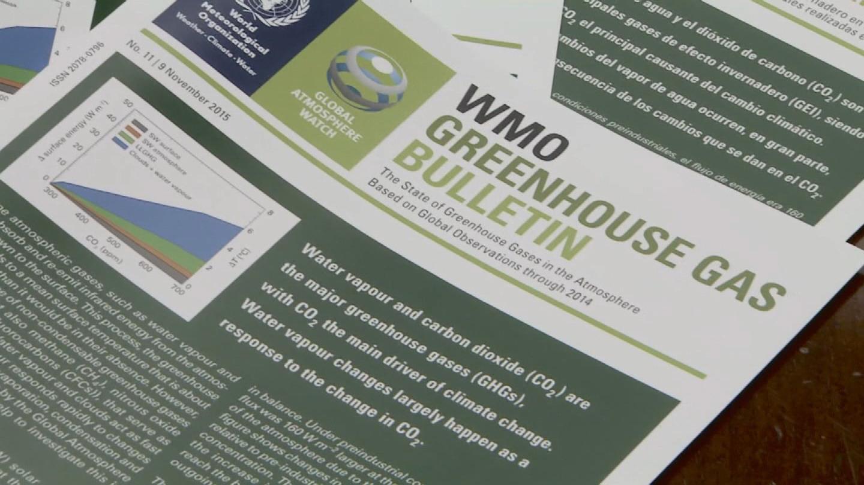 GENEVA  GREENHOUSE GAS REPORT