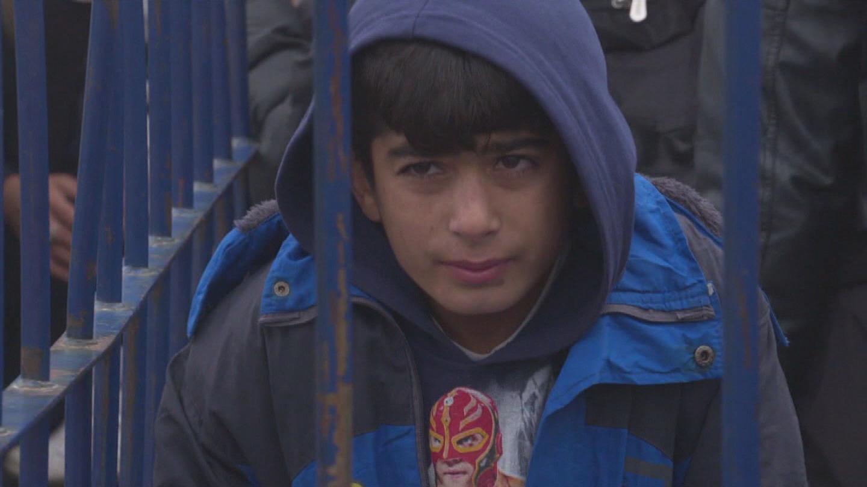 UNHCR  EUROPE MILLION REFUGEES