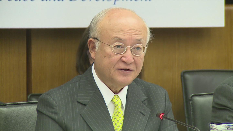 IAEA  AMANO