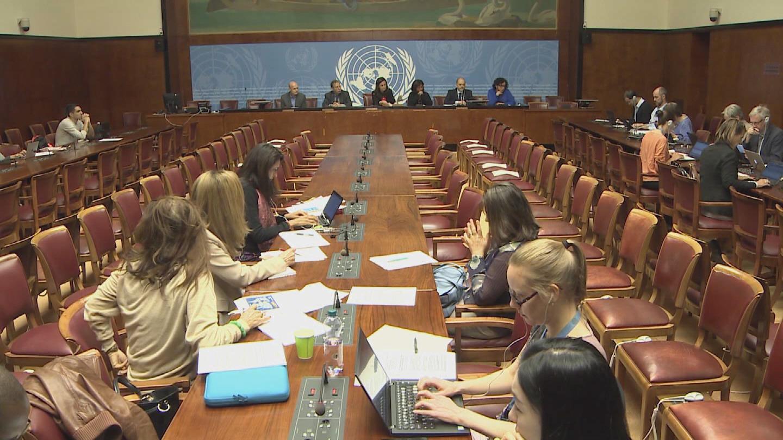 GENEVA  ROHINGYA REFUGEES UPDATE