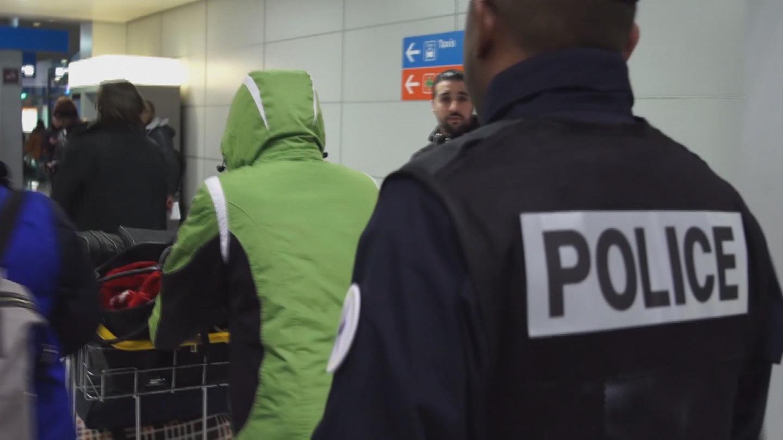 FRANCE  LIBYA REFUGEE EVACUATION