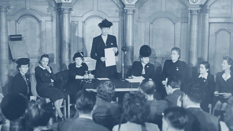 FEATURE  WOMEN UNIVERSAL DECLARATION HUMAN RIGHTS