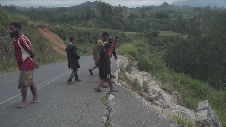 UNICEF  PAPUA NEW GUINEA EARTHQUAKE