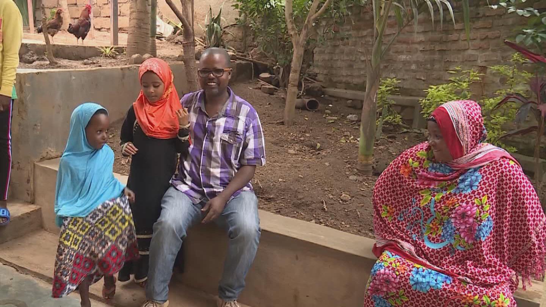 RWANDA  SOMALI REFUGEE