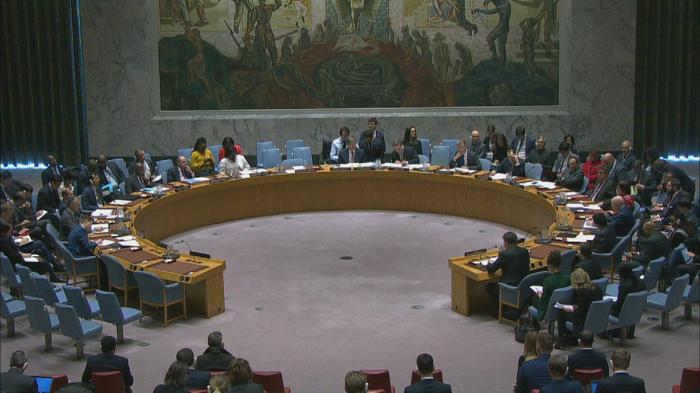 UN  OSCE BRIEFING