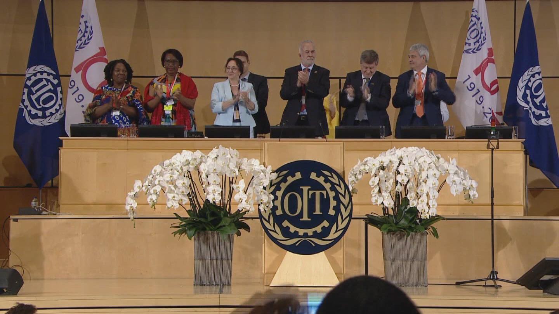 ILO  VIOLENCE HARASSMENT CONVENTION