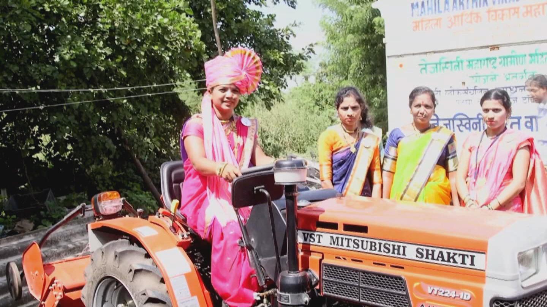 INDIA  IFAD WOMEN EMPOWERMENT