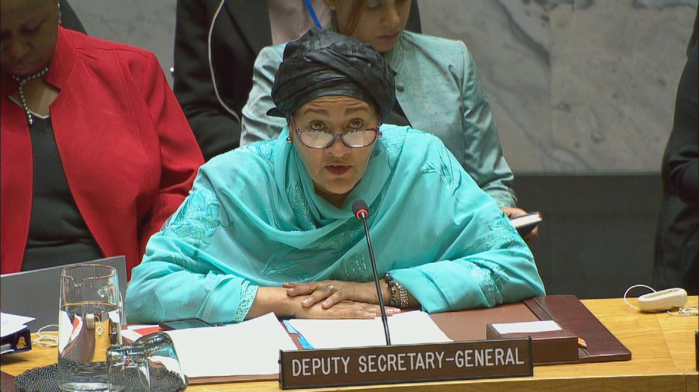 UN  AFRICA WOMEN PEACE AND SECURITY
