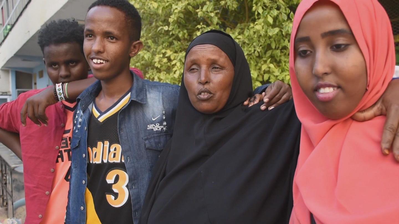 KENYA  ETHIOPIAN REFUGEES