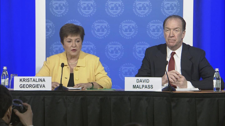 IMF  WORLD BANK COVID-19
