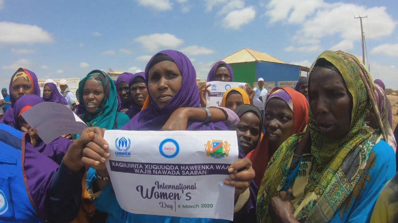 SOMALIA  WOMEN EMPOWERMENT