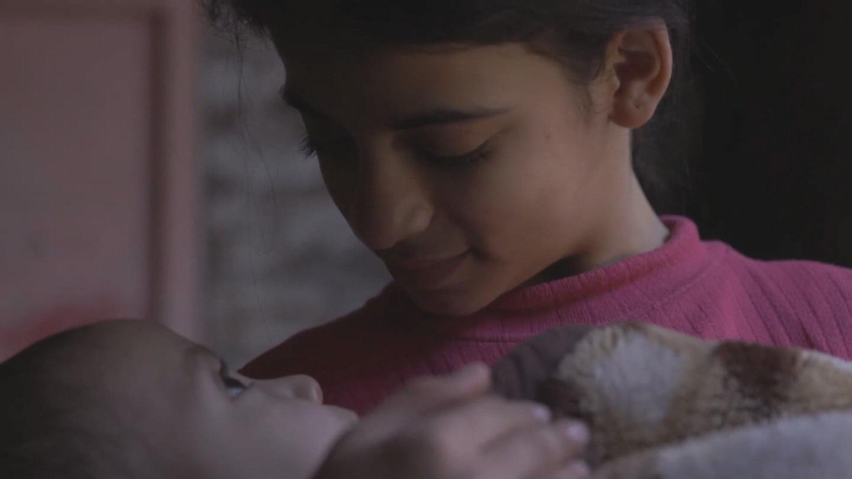 JORDAN  SYRIAN REFUGEE CHILD