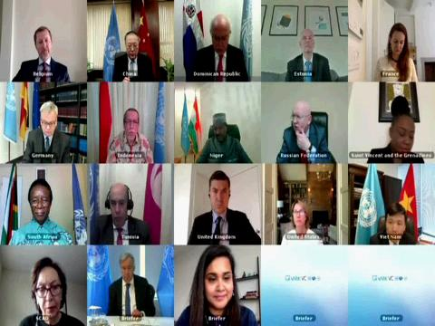 UN  YOUTH PEACE AND SECURITY
