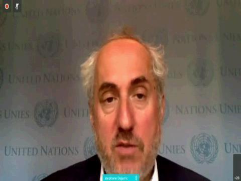 UN  LIBYA TALKS