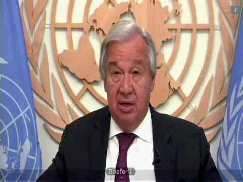 UN  SUSTAINING PEACE AND PANDEMICS