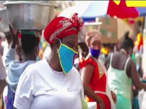 WHO  GHANA COVID-19 RESPONSE