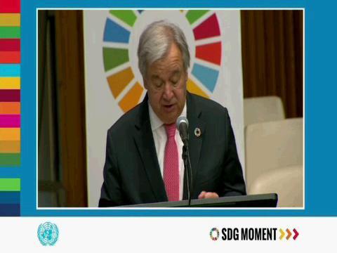 UN  SDG MOMENT