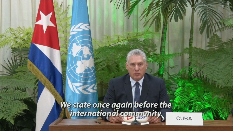 GA  CUBA