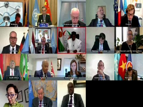 UN  COVID-19 GLOBAL GOVERNANCE