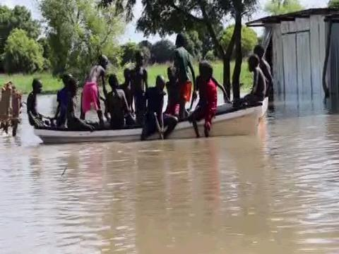 WFP  SOUTH SUDAN FLOODS
