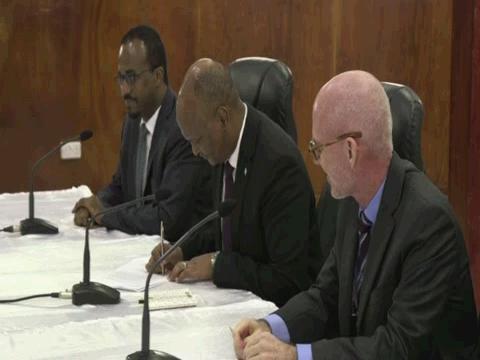 SOMALIA  COOPERATION AGREEMENT