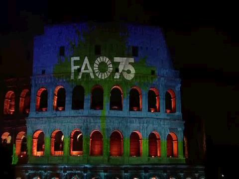 FAO  75 ANNIVERSARY
