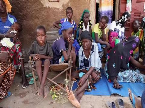 OCHA  BURKINA FASO