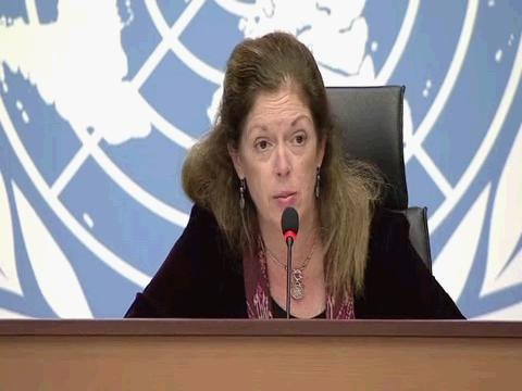 GENEVA  5 + 5 LIBYA PRESSER