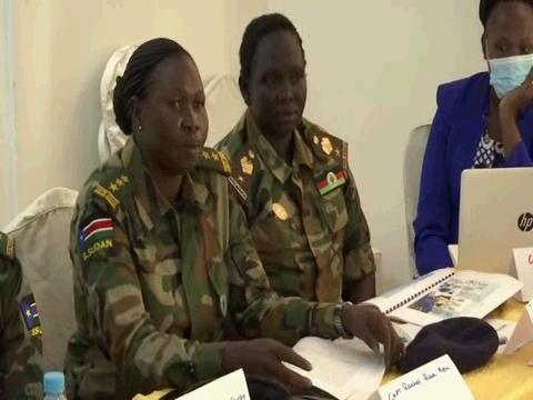 SOUTH SUDAN  SEXUAL VIOLENCE WORKSHOP